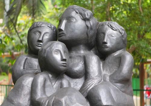 escultura lasar
